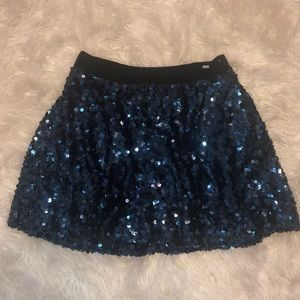 Aeropostale Sequin Skirt
